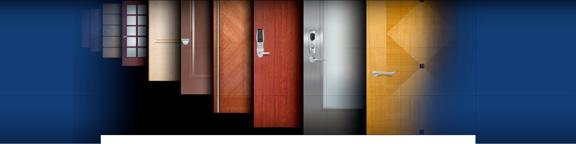 DOORS TO FIT ANY PROJECT OR PERSONALITY