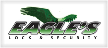 Eagles Locksmith Logo