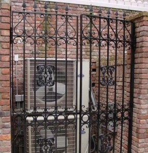 AC Window Ironwork