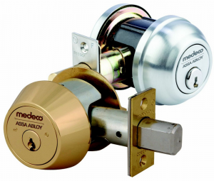 Tubular Deadbolt Locks