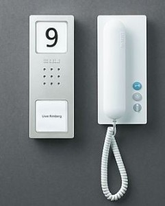 SIEDLE AUDIO INTERCOM
