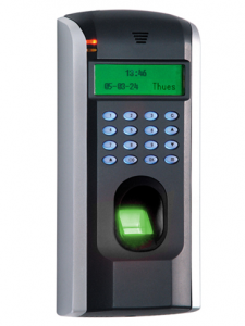 Biometric Reader with Keypad