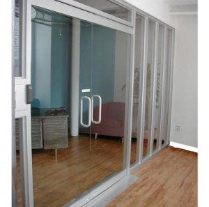 Custom Glass Door