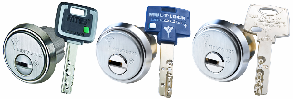 Mul-T-Lock High Security Locks with Keys in NYC