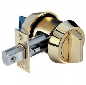 Mul-t-lock Hercular® Single Cylinder deadbolt w/Thumb Turn
